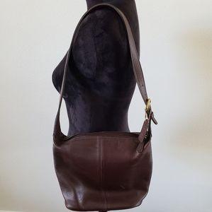 Coach Bags - B2G1 VTG 90's Coach Soho Leather Bucket Purse